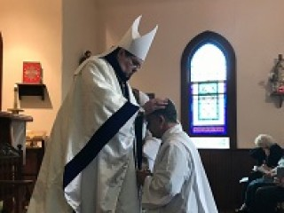 Brother Victor Ayala Ordained Deacon