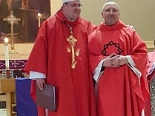 Ordination of Father Anthony Green