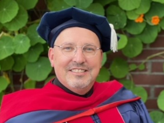 Bishop Green Awarded a Doctor of Ministry Degree