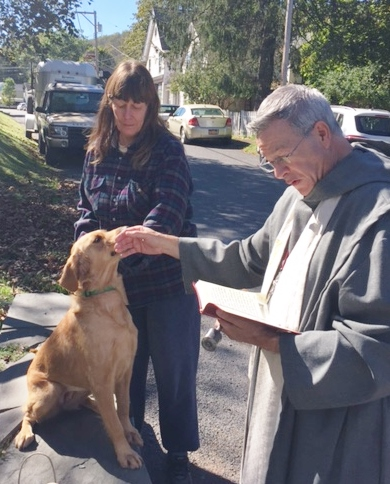 Blessing of the Animals 2 E