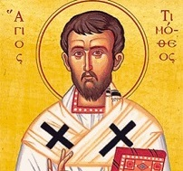 St Timothy IconSQ